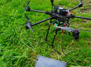 Hexacopter pro AeroMapping Solutions